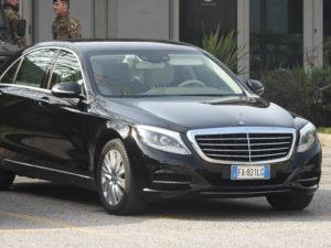 Mercedes Liviaggi NCC