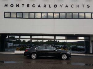 Liviaggi NCC Mercedes